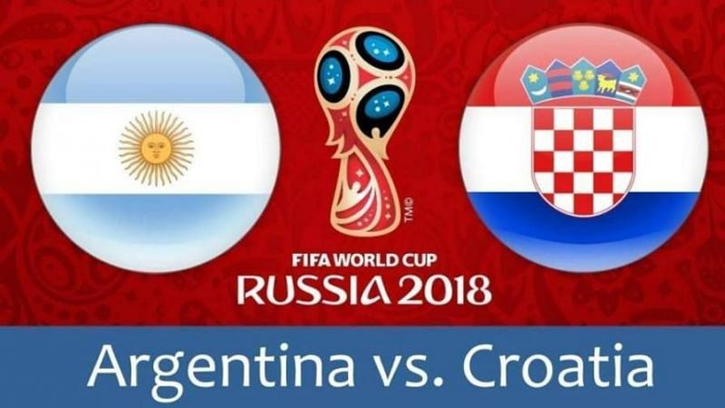 Image result for Argentina vs Croatia
