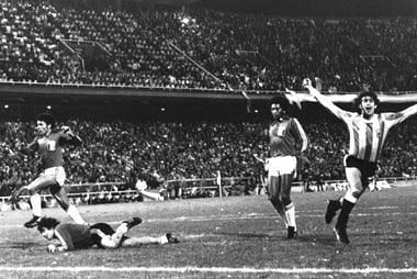 Match-fixing allegations in the 1978 FIFA World Cup