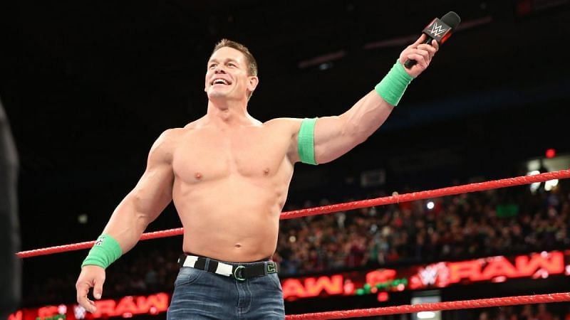 Cena is the greatest in-ring performer in the WWE