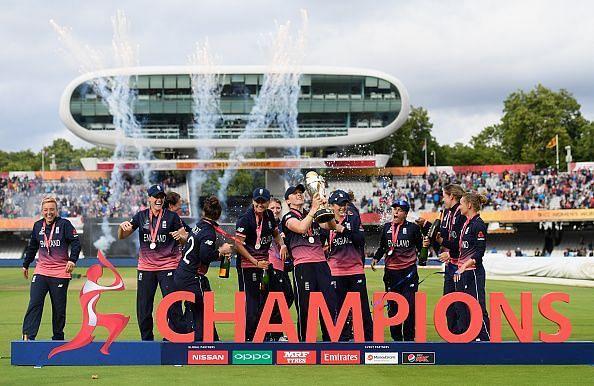 England v India: Final - ICC Women