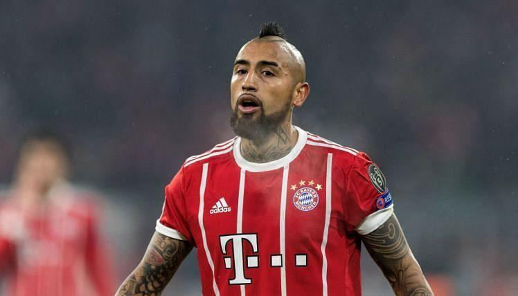 Vidal may be on his way out of Munich this season.