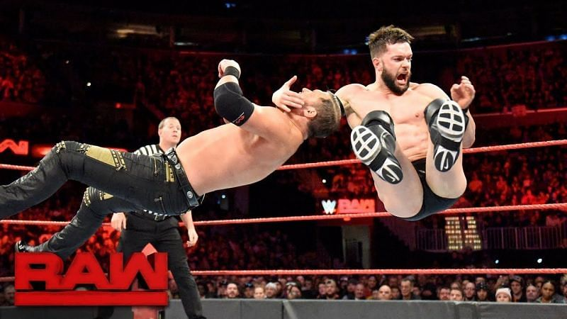 Balor is an outstanding athlete