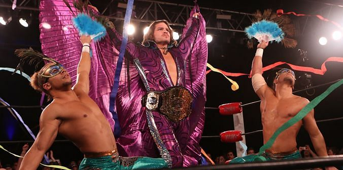 Dalton Castle has lost the ROH World Title