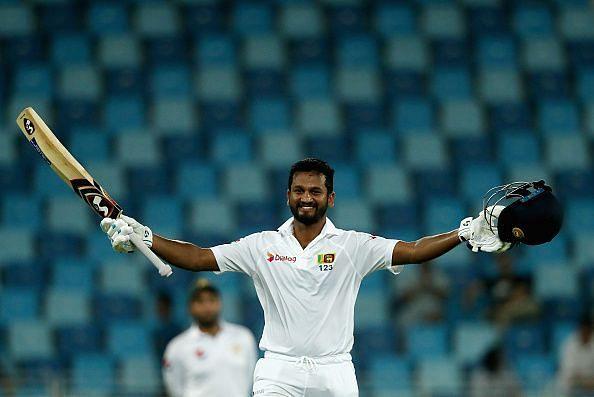 Pakistan v Sri Lanka - Day One