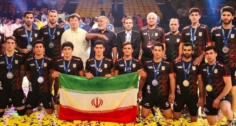 Team Iran ended their impressive season run as silver medal holders in Dubai Kabaddi Masters 2018.