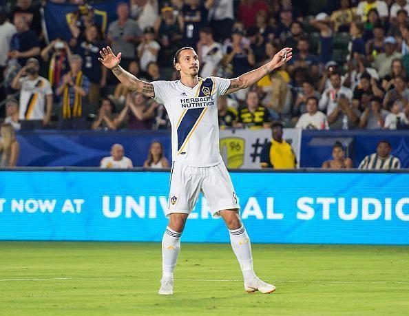 MLS Soccer - Los Angeles Galaxy v Columbus Crew