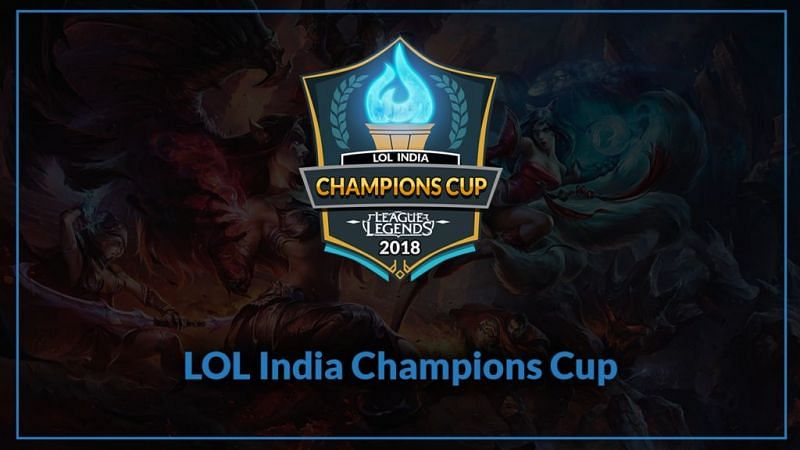LoL India Champions Cup