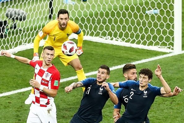 2018 FIFA World Cup Final: France 4 - 2 Croatia