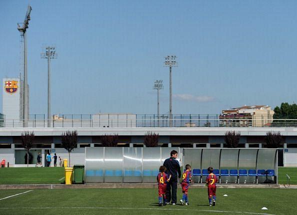 La Masia - The Heart Of FC Barcelona