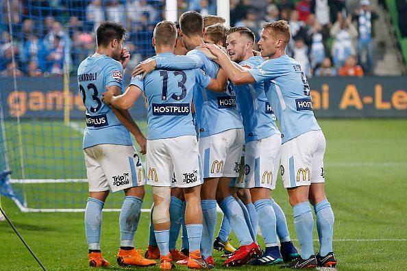 Melbourne City register a comfortable win over Kerala Blasters