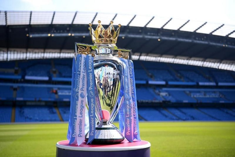 The ultimate prize all the teams will be fighting for in the English Premier League
