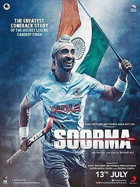 Soorma: The greatest comback story