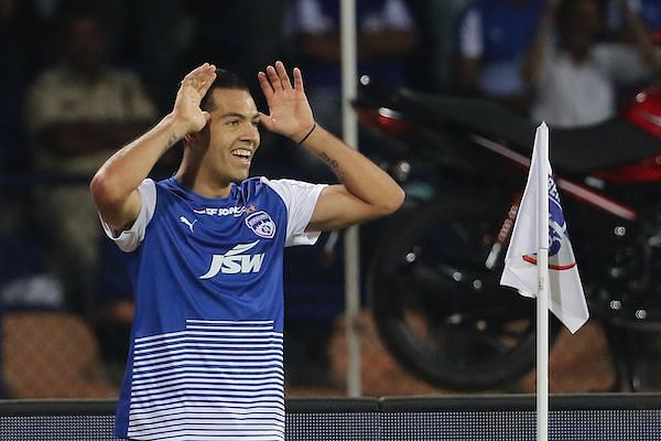 Could Miku return to Bengaluru FC?