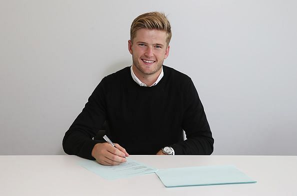 Eric Dier Signs New Tottenham Hotspur Contract