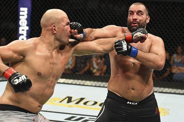 UFC Fight Night: Dos Santos v Ivanov
