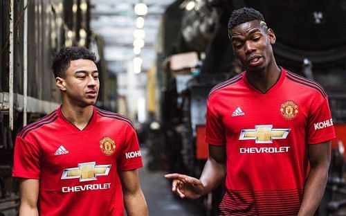 Manchester United Fans Are Fuming About The New Home Kit