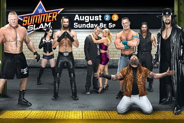 2015 saw WWE make the Biggest Party Of The Summer even bigger.