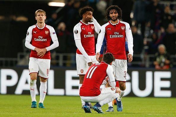 CSKA Moscow vs Arsenal: UEFA Europa League