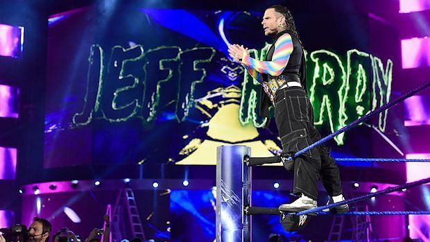 Jeff Hardy is the current US Champion