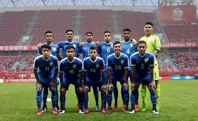 India Under-16 football team