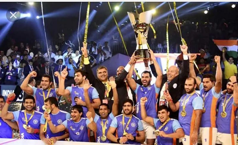 Kabaddi World Cup 2019 How This Event Will Transfigure The Picture Of Kabaddi