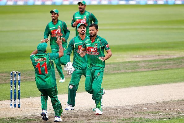New Zealand v Bangladesh - 2nd ODI