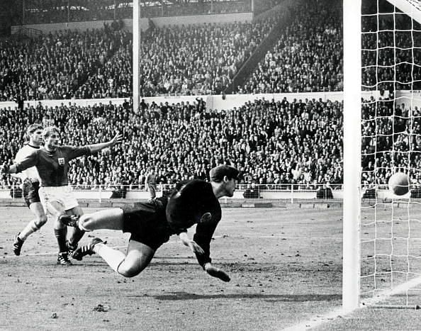 World Cup Final, 1966. 30th July, 1966. Wembley Stadium, England. England 4 v West Germany 2. England