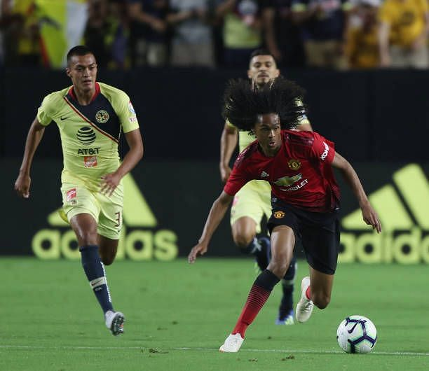 Tahith Chong-A star in the making