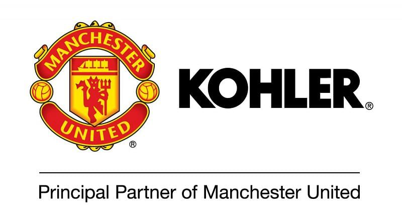 Kohler Co Unveiled As Principal Partner Of Manchester United