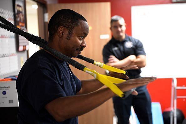 Denver Fire Department wellness