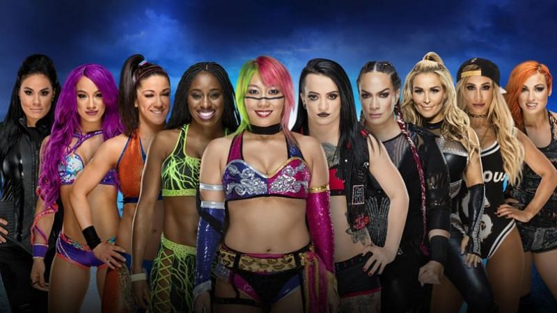WWE are allegedly planning an all women pay-per-view