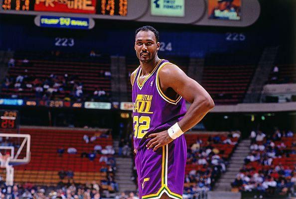 Utah Jazz v New Jersey Nets