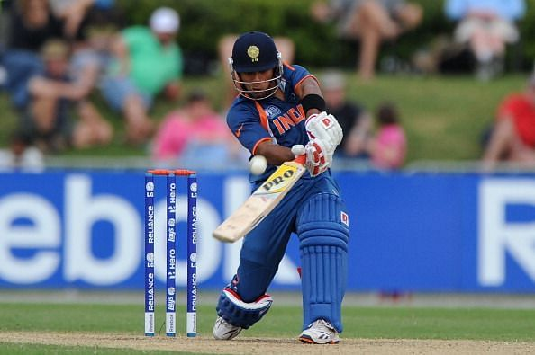 Unmukt Chand led India to victory in the 2012 U-19 World Cup in Australia