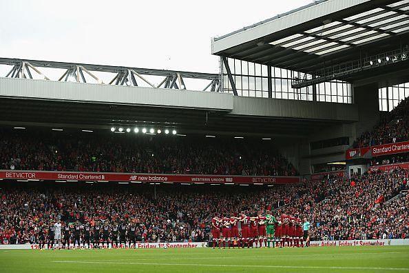 Liverpool v Crystal Palace - Premier League