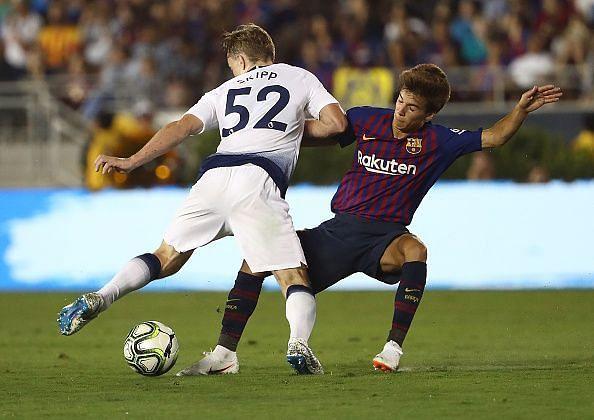 FC Barcelona v Tottenham Hotspur - International Champions Cup 2018