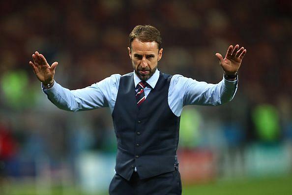 Croatia v England: Semi Final - 2018 FIFA World Cup Russia