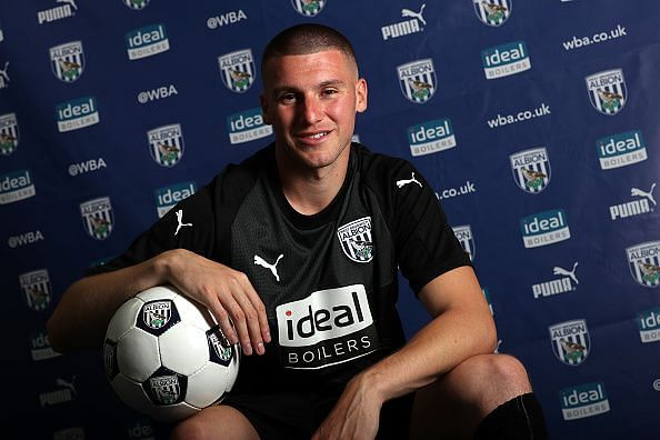 West Bromwich Albion Unveil New Signing Sam Johnstone
