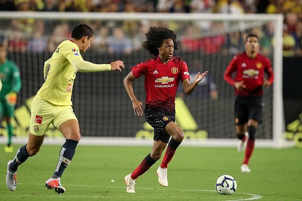 Manchester United v Club America - International Champions Cup 2018