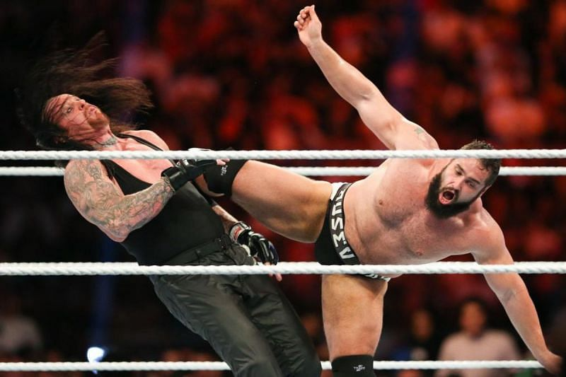 The real story behind the Rusev vs Undertaker Greatest Royal Rumble match saga revealed!