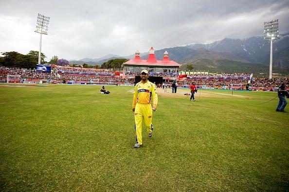 Kings XI Punjab v Chennai Super Kings - IPL