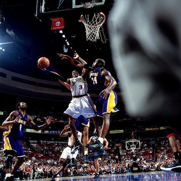 2001 NBA Finals - Game 4: Los Angeles Lakers vs. Philadelphia 76ers