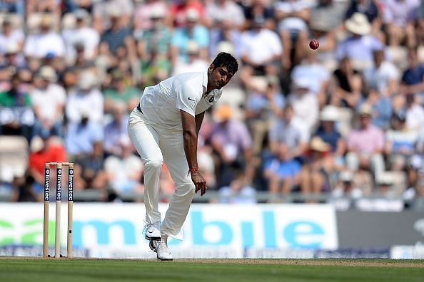 Cricket - Investec Test Series - Third Test - England v India - Day Two - The Ageas Bowl
