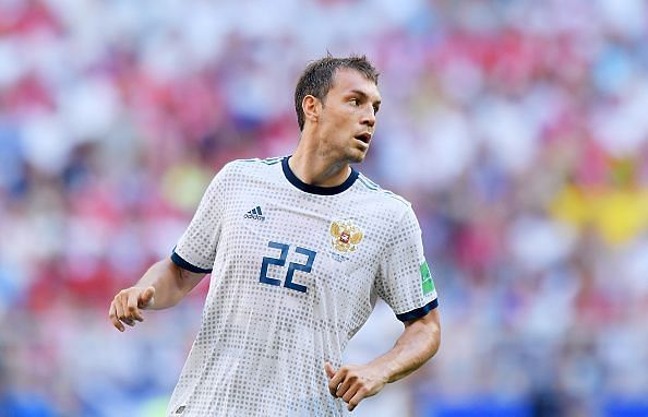 Dzyuba is expected to lead Russia