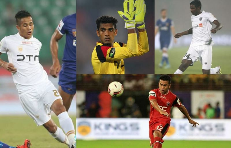 Clockwise - Lalrempuia Fanai, TP Rehenesh, Rowllin Borges, Reagan Singh