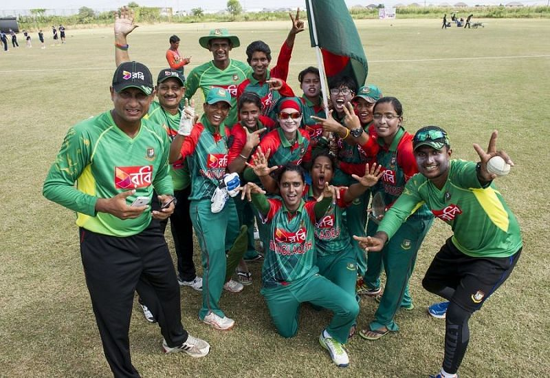The Bangladesh Women
