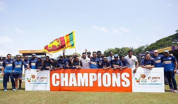 Sri Lanka v South Africa - 4th Day, 2nd Test
