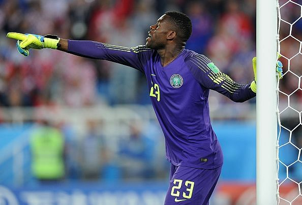 Uzoho will look at the World Cup as a learning curve