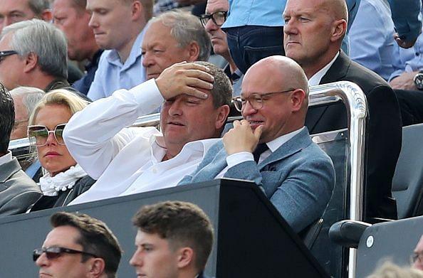Newcastle United v Tottenham Hotspur - Premier League - St James' Park
