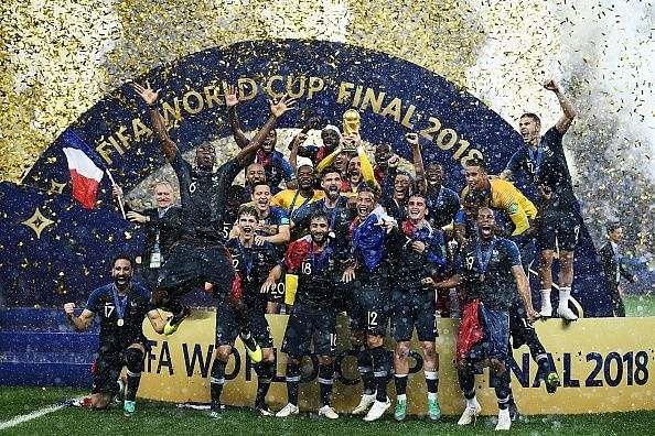 87 Of France S World Cup Winning Team Are Immigrants Or Children Of Immigrants