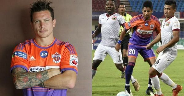 Marko Stankovic and Diego Carlos have signed one-year extensions with FC Pune City.